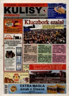 Kulisy Powiatu Kluczbork - Olesno 2008, nr 26 (242).