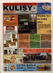 Kulisy Powiatu Kluczbork - Olesno 2008, nr 43 (259).