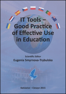 IT tools - good practice of effective use in education : monograph