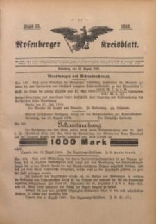 Rosenberger Kreisblatt, 1898, St. 35
