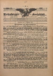 Rosenberger Kreisblatt, 1898, St. 49