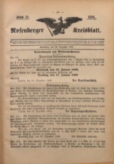 Rosenberger Kreisblatt, 1898, St. 52