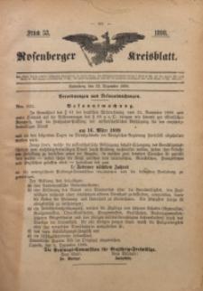 Rosenberger Kreisblatt, 1898, St. 53