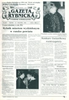 Gazeta Rybnicka, 1994, nr 2 (157)