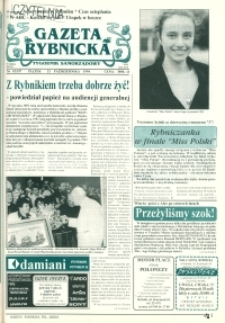 Gazeta Rybnicka, 1994, nr 42 (197)