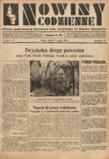Nowiny Codzienne, 1935, R. 25, nr 117