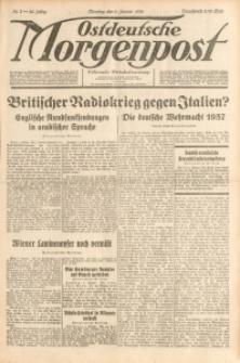 Ostdeutsche Morgenpost, 1938, Jg. 20, Nr. 3