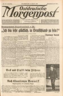 Ostdeutsche Morgenpost, 1938, Jg. 20, Nr. 14