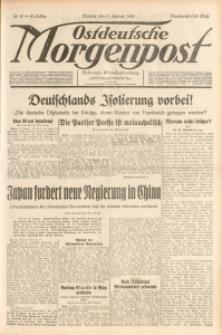 Ostdeutsche Morgenpost, 1938, Jg. 20, Nr. 16