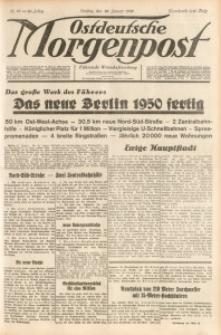 Ostdeutsche Morgenpost, 1938, Jg. 20, Nr. 27