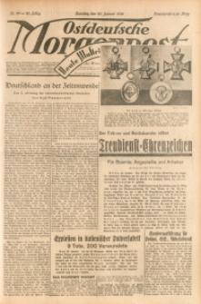 Ostdeutsche Morgenpost, 1938, Jg. 20, Nr. 29