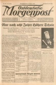 Ostdeutsche Morgenpost, 1938, Jg. 20, Nr. 42