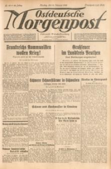 Ostdeutsche Morgenpost, 1938, Jg. 20, Nr. 44