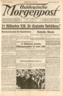 Ostdeutsche Morgenpost, 1938, Jg. 20, Nr. 67