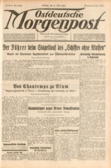 Ostdeutsche Morgenpost, 1938, Jg. 20, Nr. 69