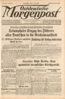 Ostdeutsche Morgenpost, 1938, Jg. 20, Nr. 75