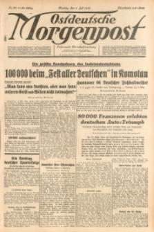 Ostdeutsche Morgenpost, 1938, Jg. 20, Nr. 181