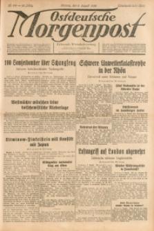 Ostdeutsche Morgenpost, 1938, Jg. 20, Nr. 216