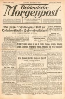 Ostdeutsche Morgenpost, 1938, Jg. 20, Nr. 275