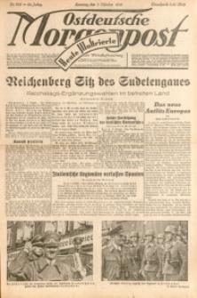 Ostdeutsche Morgenpost, 1938, Jg. 20, Nr. 278