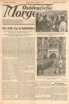 Ostdeutsche Morgenpost, 1938, Jg. 20, Nr. 280