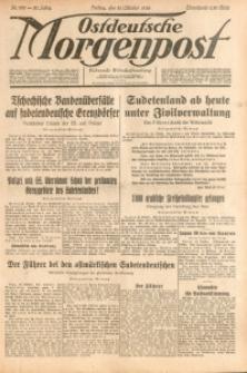 Ostdeutsche Morgenpost, 1938, Jg. 20, Nr. 290