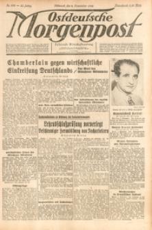Ostdeutsche Morgenpost, 1938, Jg. 20, Nr. 302