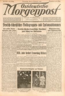 Ostdeutsche Morgenpost, 1938, Jg. 20, Nr. 324