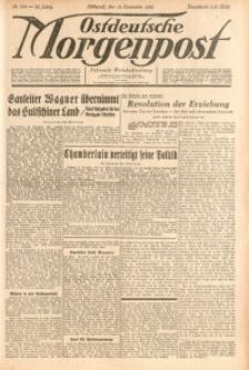 Ostdeutsche Morgenpost, 1938, Jg. 20, Nr. 344