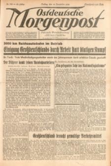 Ostdeutsche Morgenpost, 1938, Jg. 20, Nr. 346