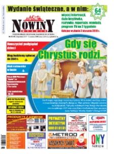Nowiny Nyskie 2017, nr 51-52.