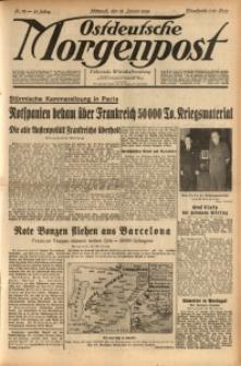 Ostdeutsche Morgenpost, 1939, Jg. 21, Nr. 18