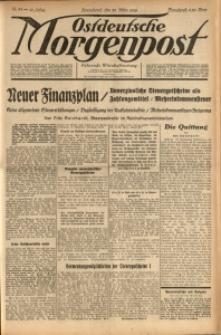 Ostdeutsche Morgenpost, 1939, Jg. 21, Nr. 84