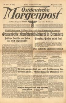 Ostdeutsche Morgenpost, 1939, Jg. 21, Nr. 247