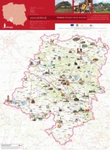 Śląsk Opolski : atrakcje turystyczne opolskiej wsi.