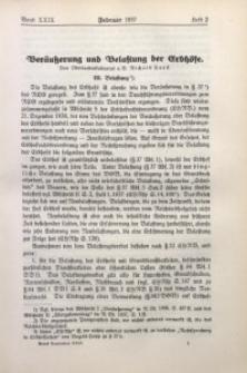 Neues Bauerntum, 1937, Bd. 29, H. 2