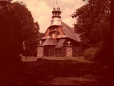 Baborów. Kościół pw. św. Józefa. Lata 80. XX.