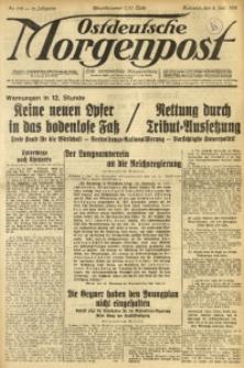 Ostdeutsche Morgenpost, 1931, Jg. 13, Nr. 152