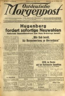 Ostdeutsche Morgenpost, 1931, Jg. 13, Nr. 282