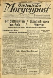 Ostdeutsche Morgenpost, 1931, Jg. 13, Nr. 291