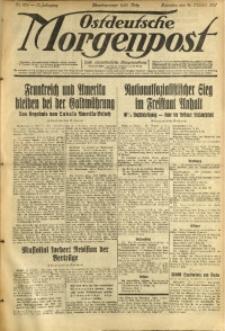 Ostdeutsche Morgenpost, 1931, Jg. 13, Nr. 296