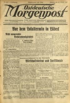 Ostdeutsche Morgenpost, 1931, Jg. 13, Nr. 298