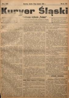 Kuryer Śląski, 1908, R. 2, nr 22