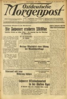 Ostdeutsche Morgenpost, 1931, Jg. 13, Nr. 320