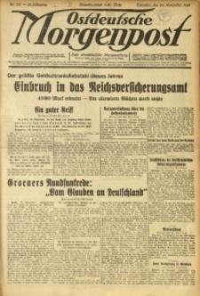 Ostdeutsche Morgenpost, 1931, Jg. 13, Nr. 331