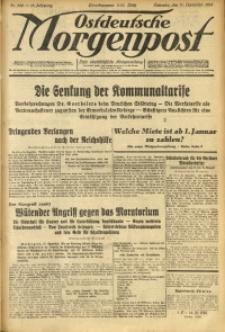 Ostdeutsche Morgenpost, 1931, Jg. 13, Nr. 348