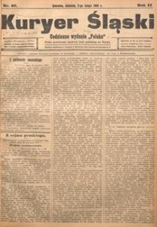 Kuryer Śląski, 1908, R. 2, nr 27