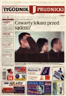 Tygodnik Prudnicki : prywatna gazeta lokalna gmin : Prudnik, Biała, Głogówek, Korfantów, Lubrza, Strzeleczki, Walce. R. 17, nr 9 (843).