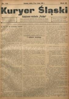Kuryer Śląski, 1908, R. 2, nr 44