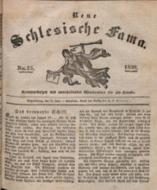 Neue Schlesische Fama, 1838, Jg. 12, No. 25